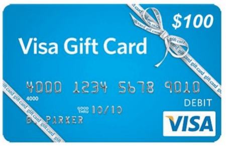 free 100 prepaid visa card giveaway stuff finder canada - Prepaid Visa Gift Card