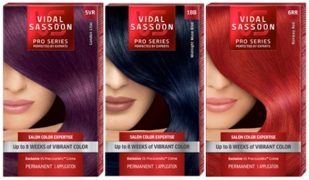 NEW 200 Off Vidal Sassoon Hair Color Coupon