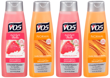 FREE VO5 Shampoo Or Conditioner At Dollar Tree