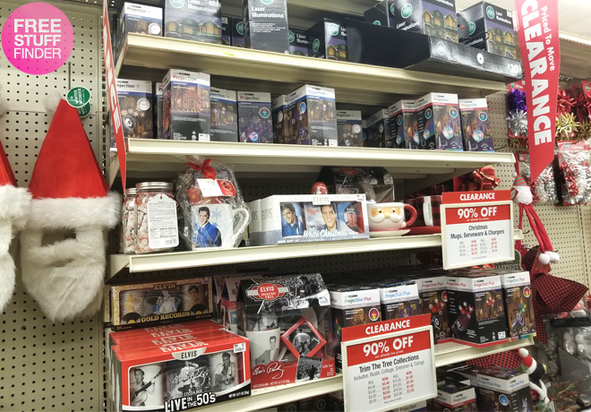 HURRY Up To 90 Off Christmas Clearance At Big Lots