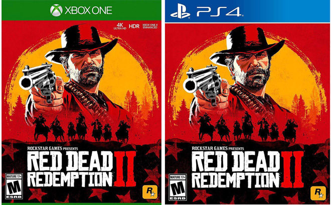 Red Dead Redemption 2 Game ONLY 4199 FREE Shipping