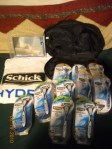 Schick Hydro Rep Nation Kit