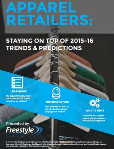 apparel retailers ebook