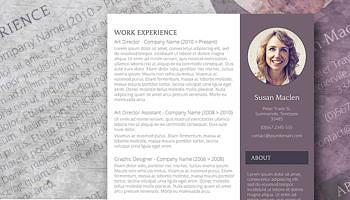 free basic resume templates free resume template free basic resume