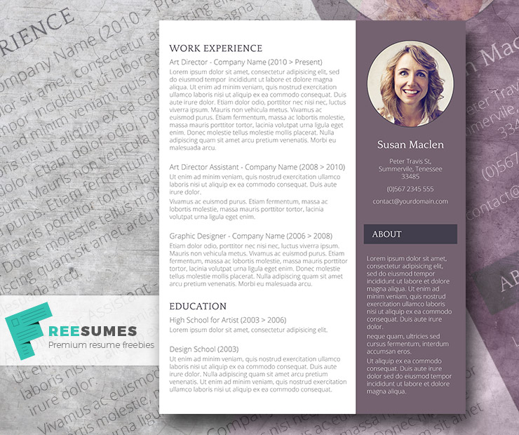 Classic Resume Template Free. Classic Resume Template Word Resume