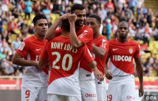 AS Monaco vs RC Strasbourg - Stade Louis II