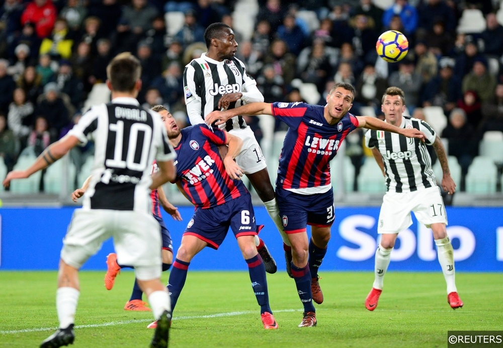 Image result for Crotone defence'