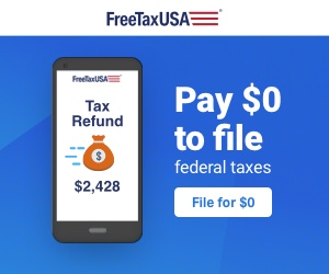 FreeTaxUSA.com Free Federal Forms