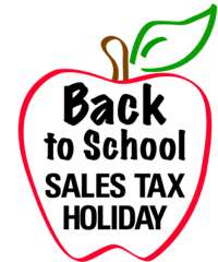 Tax free weekend in el paso tx