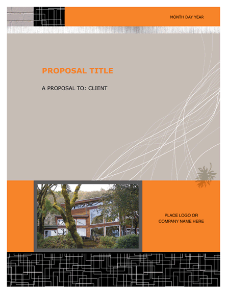 Bid Proposal Template Free Template Downloads