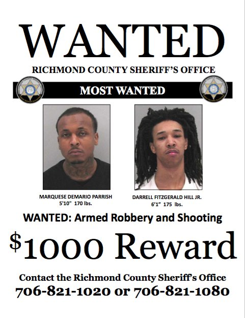 Modern Wanted Poster Template - FREE DOWNLOAD