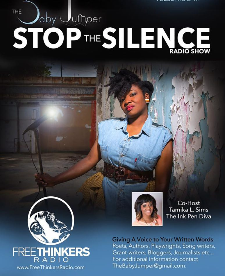 Stop The Silence with Ebony Dixon