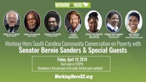 Excited to cover this Amazing Panel on #poverty hosted by #workingheroaction in …