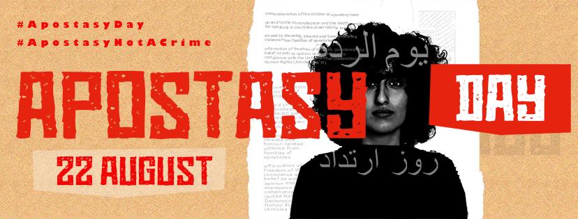 Apostasy Day – August 22