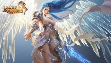 League of Angels - Um MMORPG gratuito de fantasia em 2D baseado em navegador e combate por turnos.