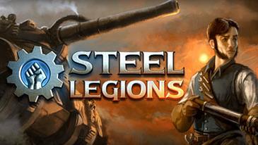 Steel Legions - Um jogo de tanque grátis para jogar em 3D com batalhas táticas em ritmo acelerado!