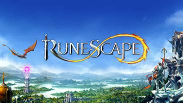 RuneScape - Um popular MMORPG em 3D que possui uma enorme base de jogadores e 15 anos de conteúdo.