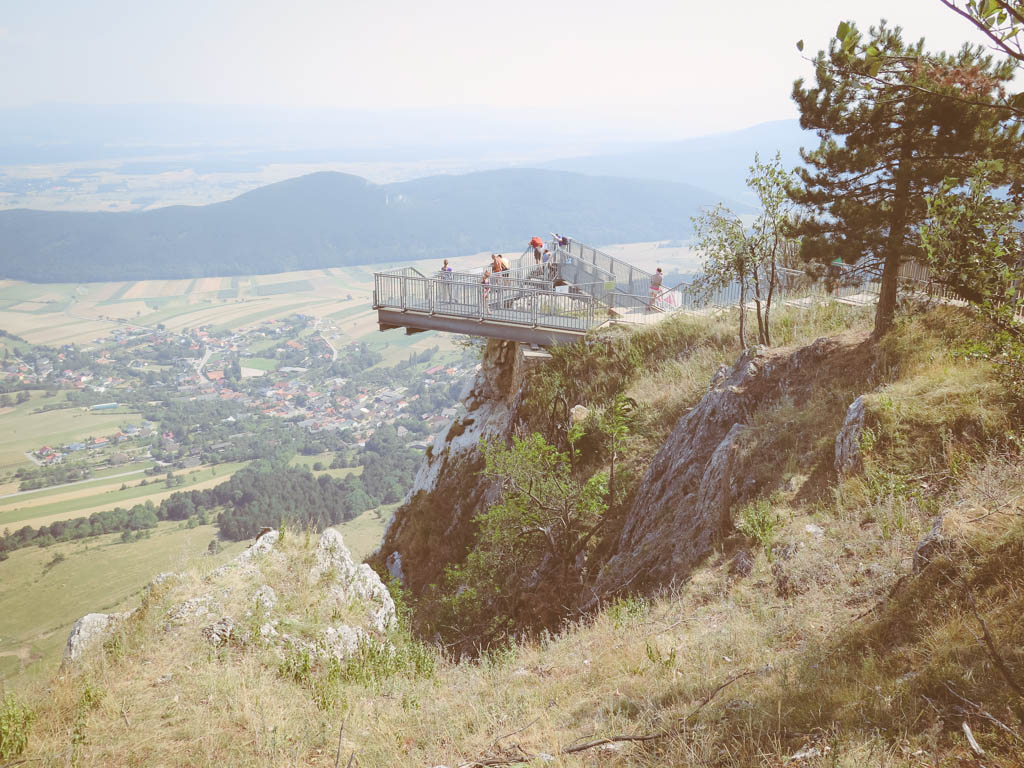 Skywalk Naturpark Hohe Wand