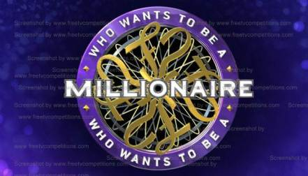 Be a contestant on Who Wants To be a Millionaire ITV 2013