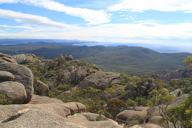 Another great view from Mt Amos