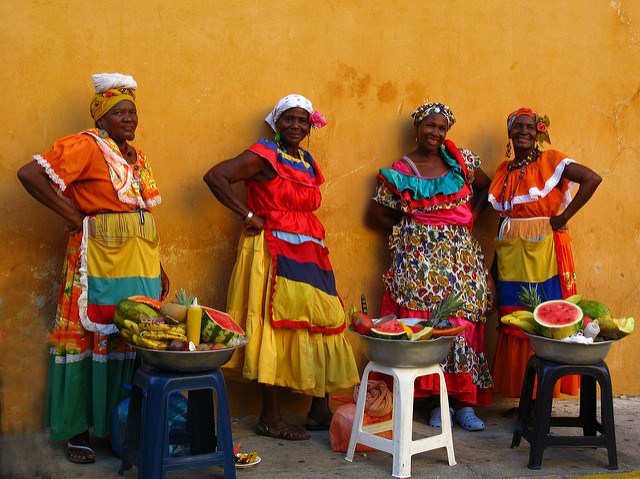 Colourful Colombia!