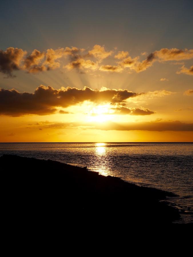 Beautiful sunrise!