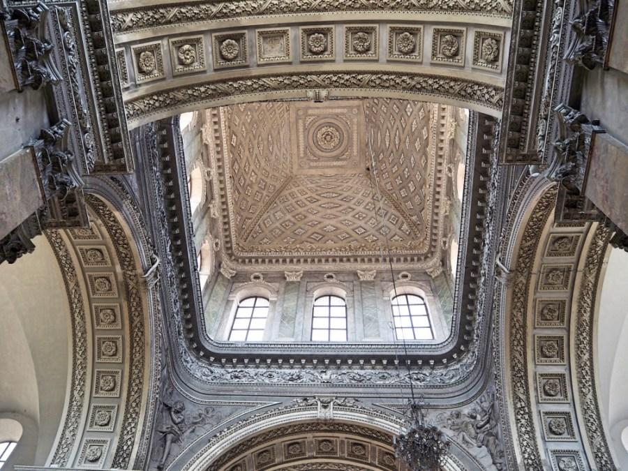 The impressive Dome.