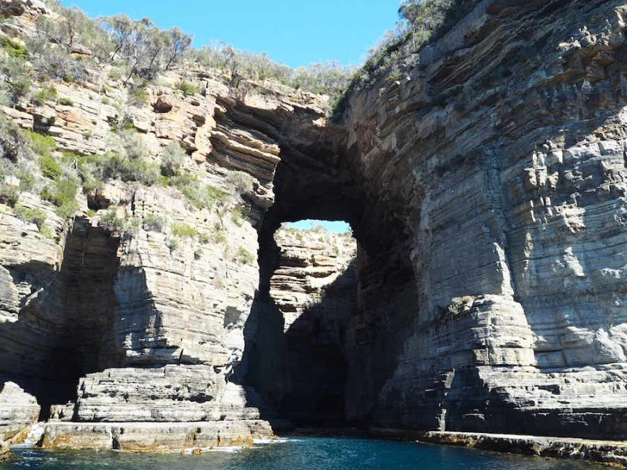 The Tasman Arch.
