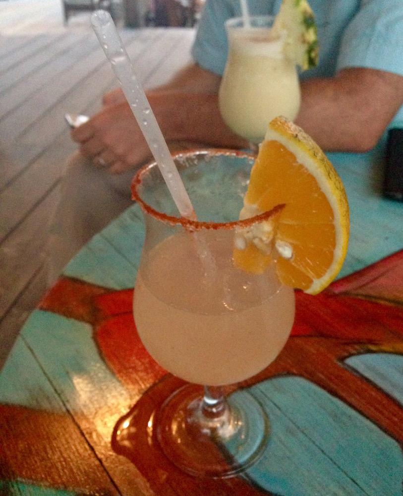 Chilli Margarita! I love it!