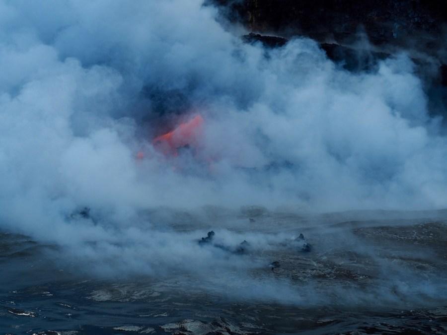 More lava!