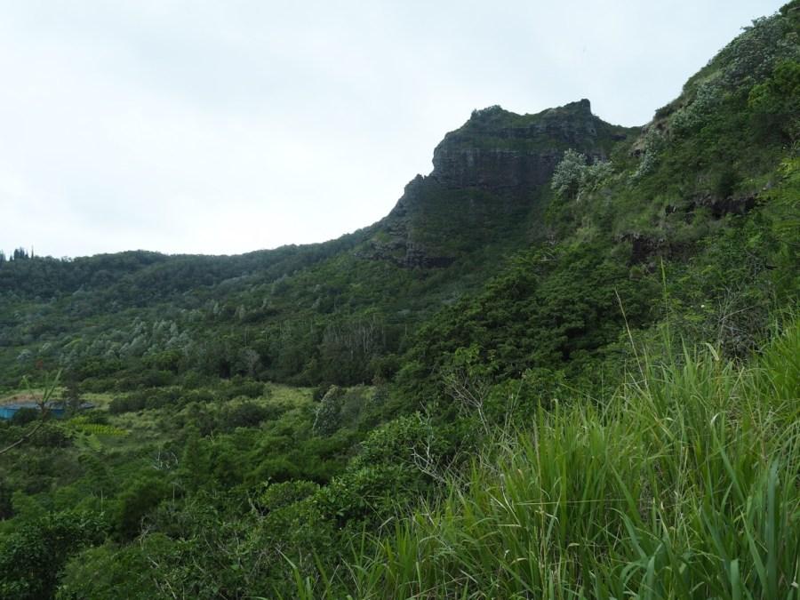The sleeping giant hike.