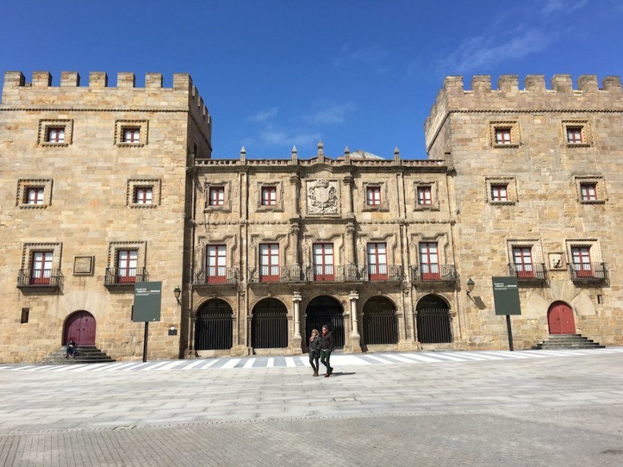 Medieval architecture abounds in Oviedo.