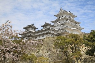 Himeji Castle in all its splendour.