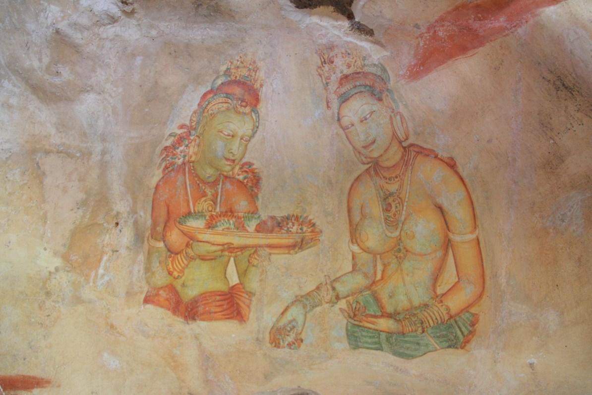 More frescoes.