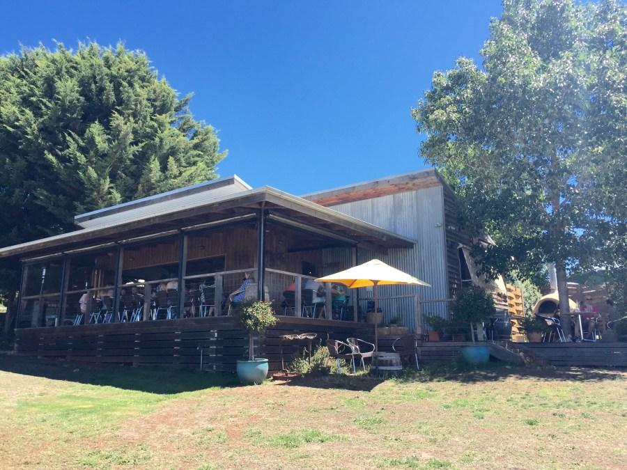 Captain's Creek winery.