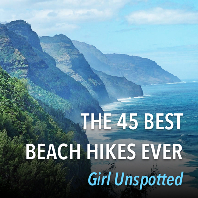 The 45 Best Beach Hikes Ever