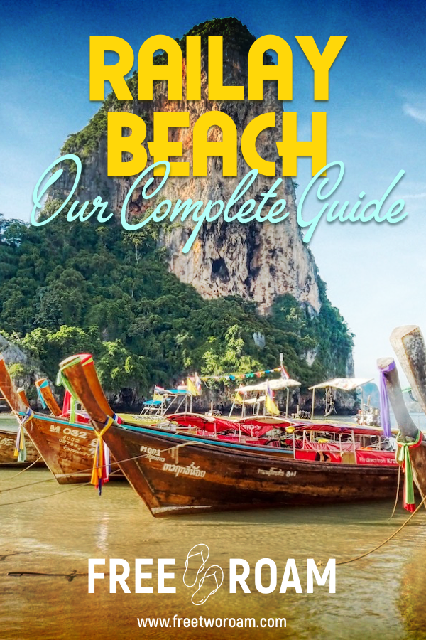 Everything you Need to Know About Railay Beach