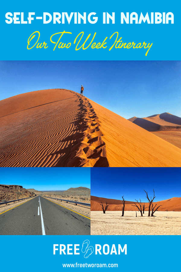 Our Two-Week Self-Drive Itinerary in Namibia
