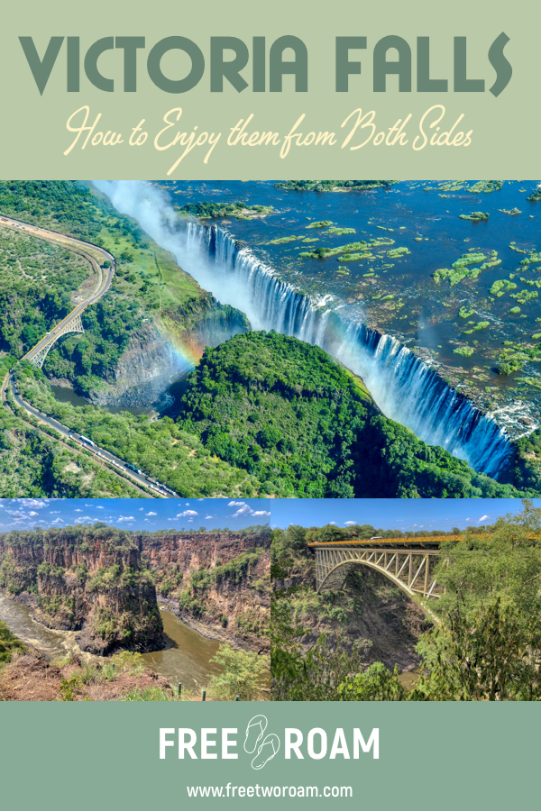 How to Enjoy Victoria Falls from Both Sides (Zimbabwe and Zambia)