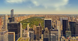 New York Central Park Skyline - Image by Walkerssk from Pixabay