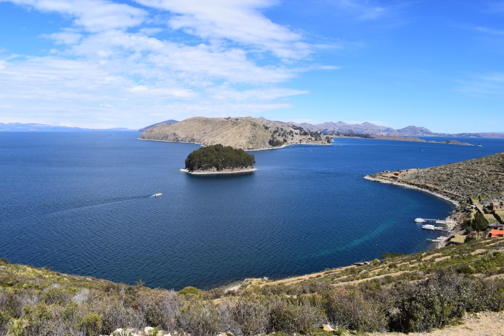 Islan del sol - Lake Titicaca