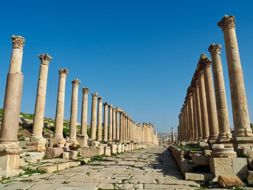 Cardo Maximus Jerash
