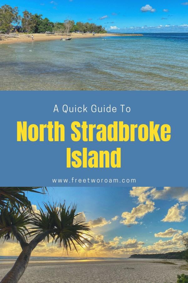 A Quick Guide to North Stradbroke Island