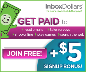 inbox dollars get paid earn money watch tv take surverys