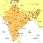 India Printable Blank Maps Outline Maps Royalty Free