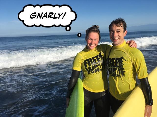 Surf Talk