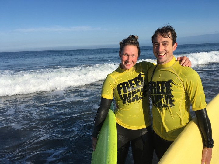 Private Surf Tuition