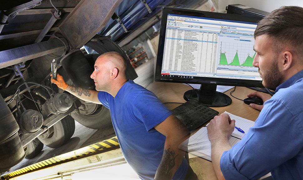 Freeway Develops Predictive Software to Reduce Fleet Downtime
