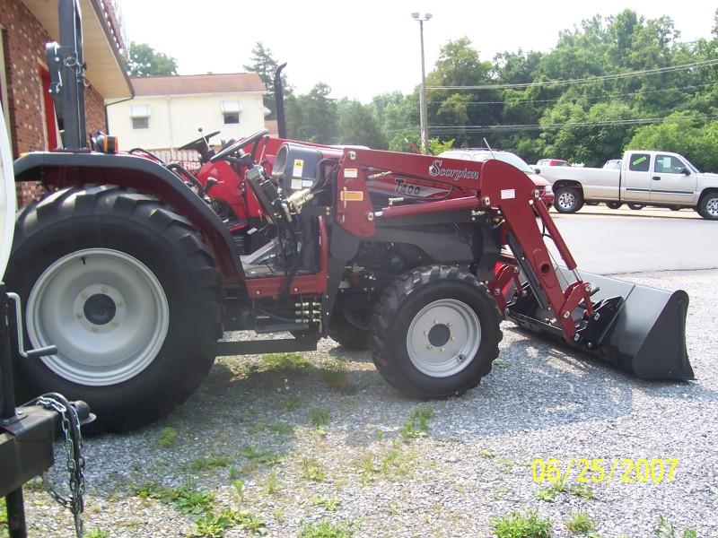 Mahindra Tractors 4530 4wd