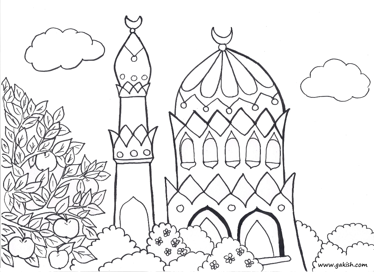 Islamic Coloring